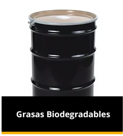 Grasas Biodegradables