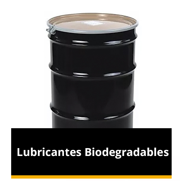 Lubricantes Biodegradables